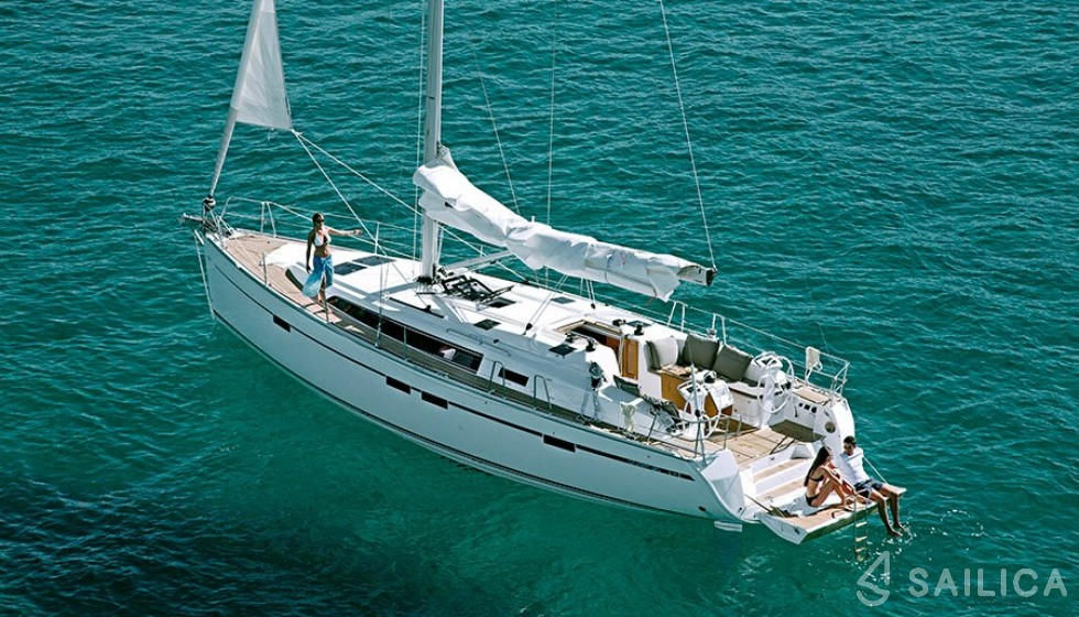 Rent Bavaria Cruiser 46 in Turkey - Sailica