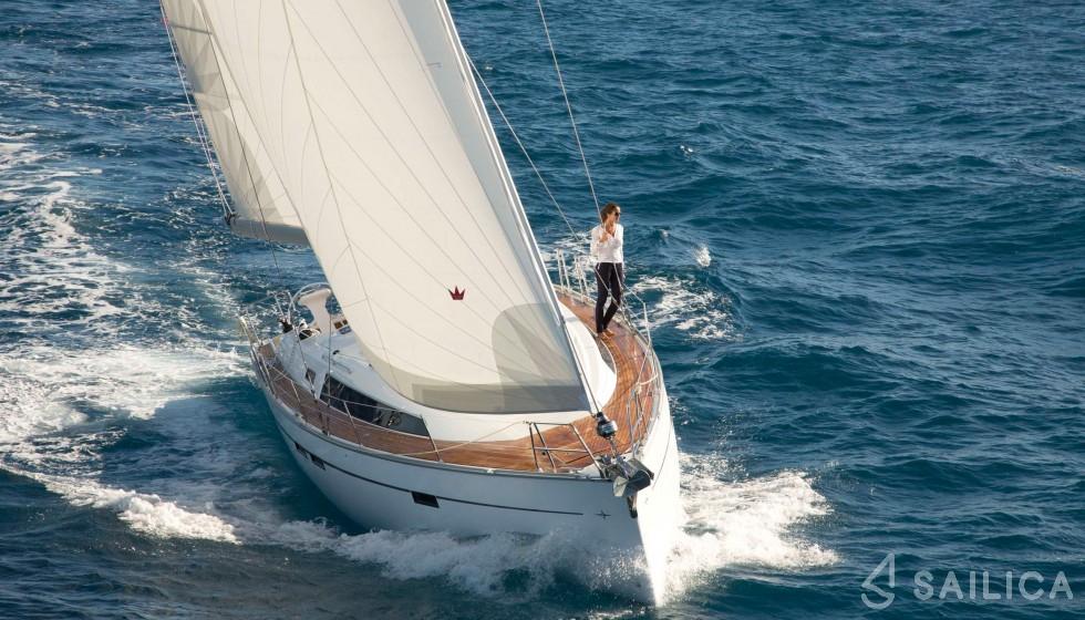 Bavaria Cruiser 46 - Чартер яхт Sailica