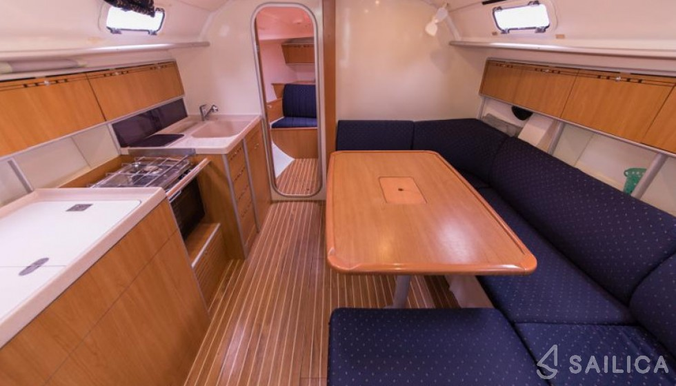 Harmony 38 - Sailica Yacht Booking System #11