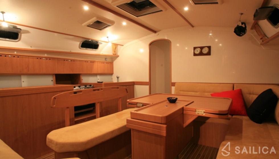 Rent Harmony 52 in Croatia - Sailica