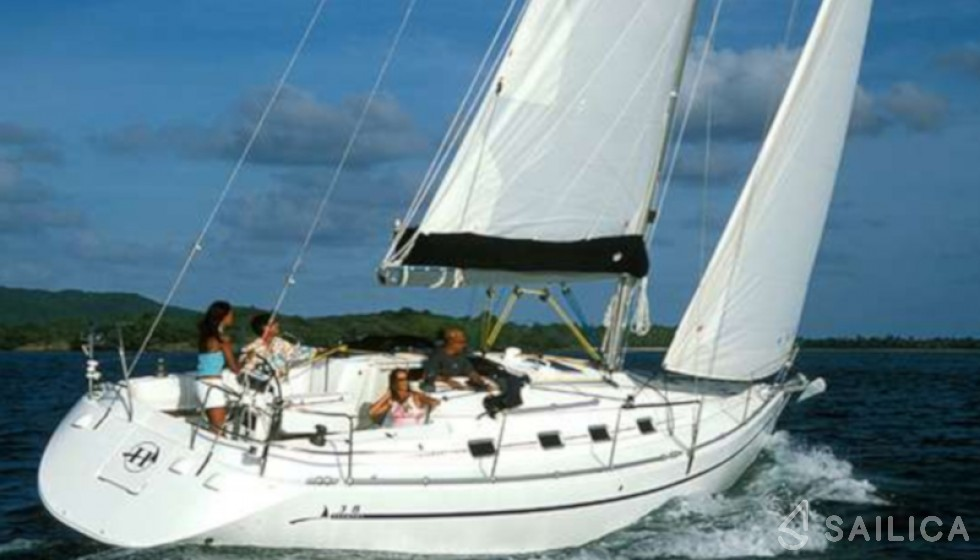 Rent Harmony 38 in Croatia - Sailica