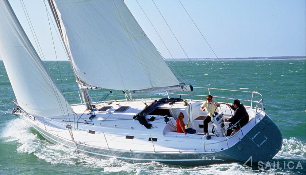 Rent Harmony 42 in Croatia - Sailica