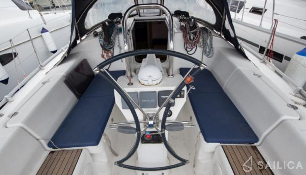 Harmony 38 - Sailica Yacht Booking System #10
