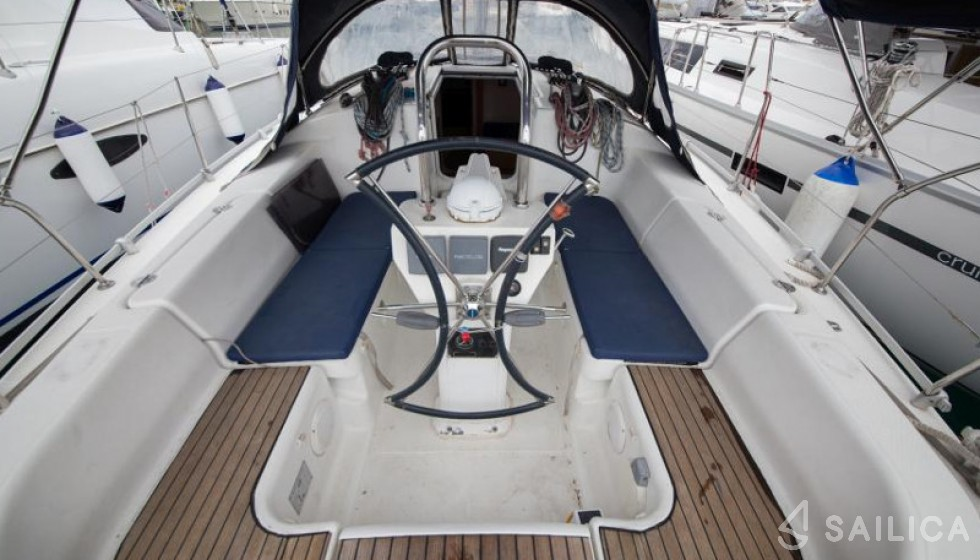Harmony 38 - Sailica Yacht Booking System #12