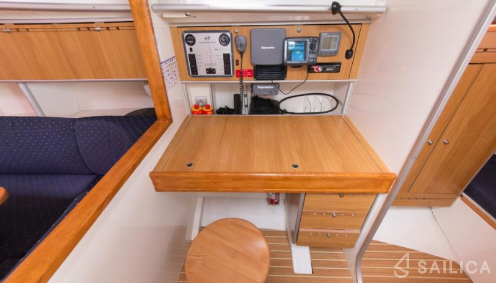 Harmony 38 - Sailica Yacht Booking System #5