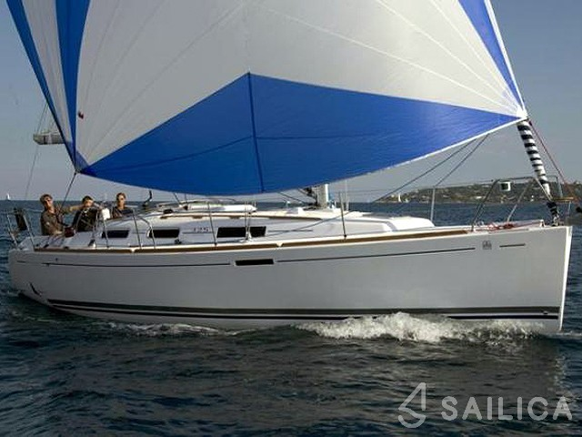 Rent Dufour 325 in Croatia - Sailica