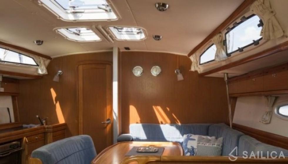 Bavaria 40 Cruiser - Система Бронирования Яхт Sailica #4