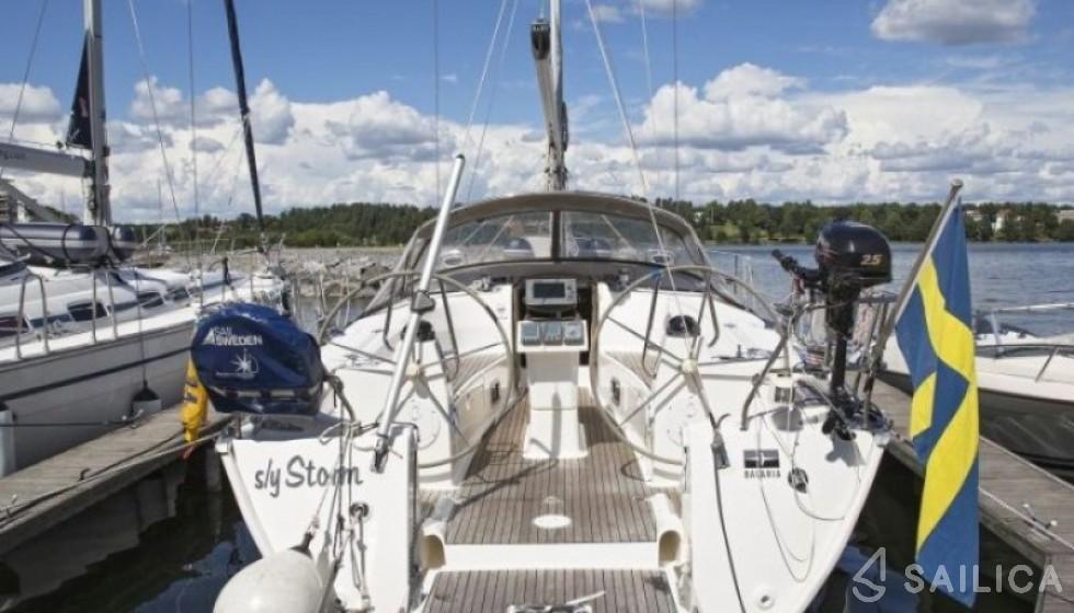 Bavaria 40 Cruiser - Чартер яхт Sailica