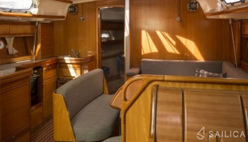 Bavaria 42 Cruiser - Sailica Yacht Buchungssystem #5