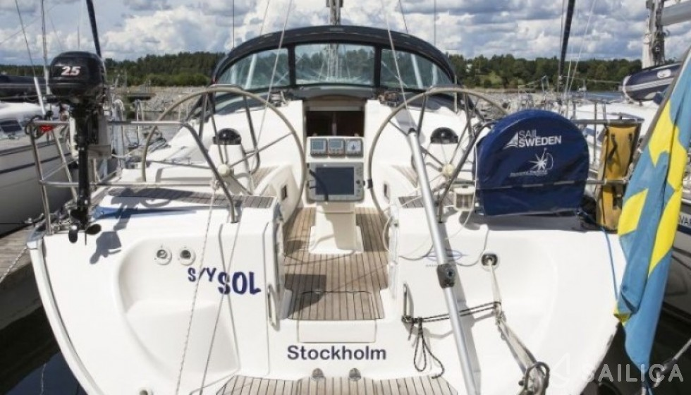 Bavaria 42 Cruiser - Jachtcharter Sailica