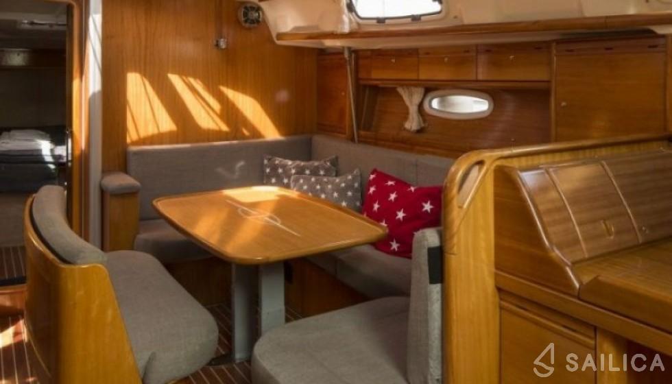 Bavaria 42 Cruiser - Sailica Yacht Buchungssystem #4