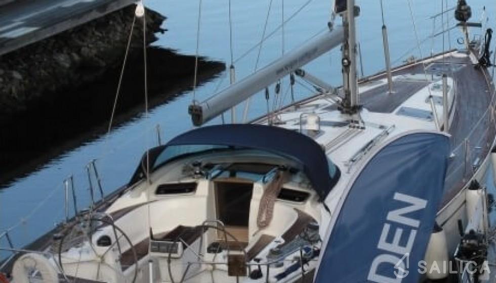 Rent Bavaria 50 Cruiser in Sweden - Sailica
