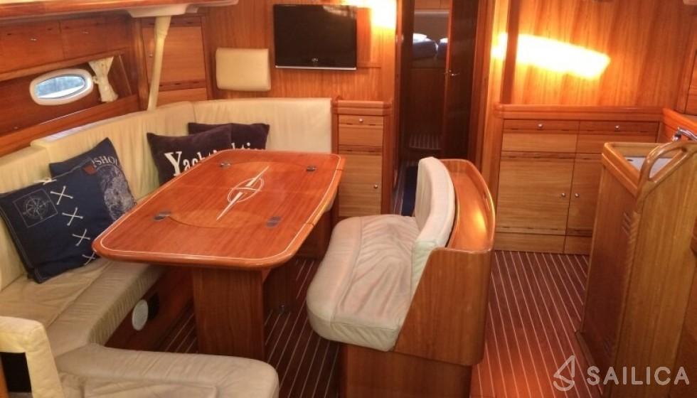 Bavaria 50 Cruiser - Sailica Yacht Booking System #4
