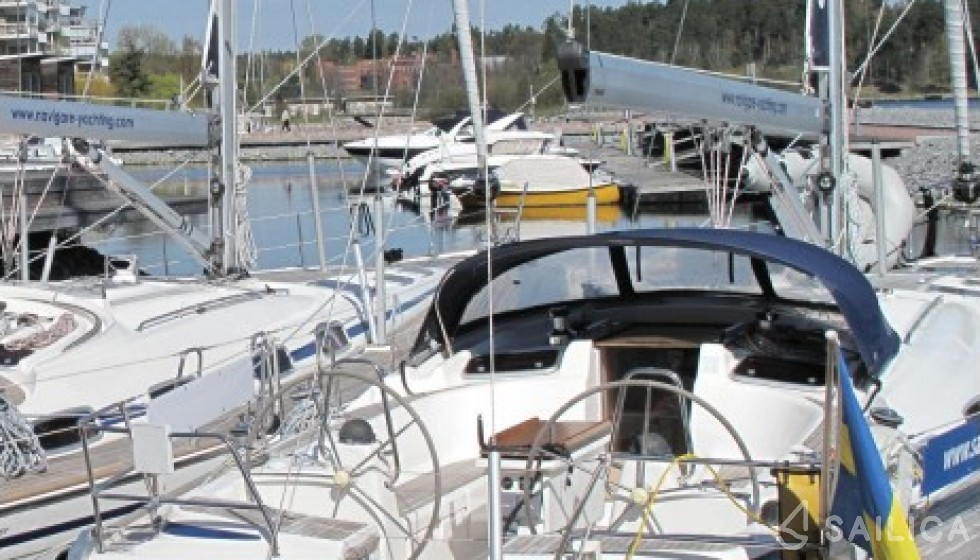 Rent Bavaria 50 Cruiser in Schweden - Sailica