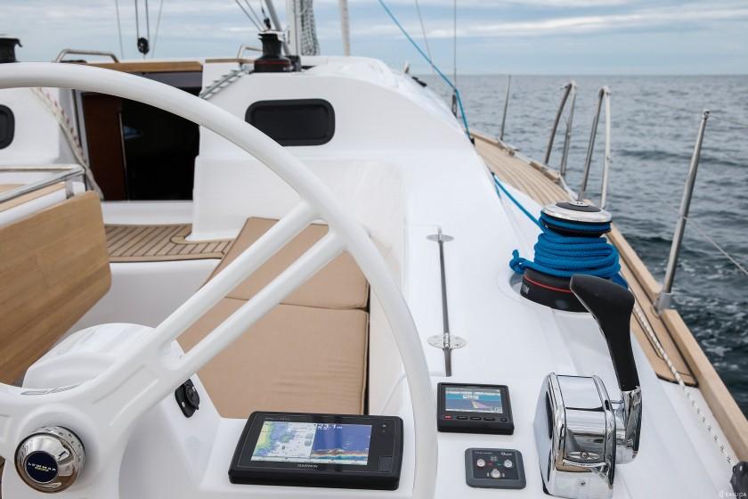 Elan 45 Impression - Yacht Charter Sailica