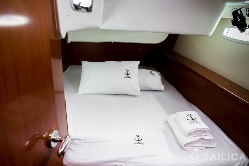 Beneteau Oceanis 43 - Yacht Charter Sailica
