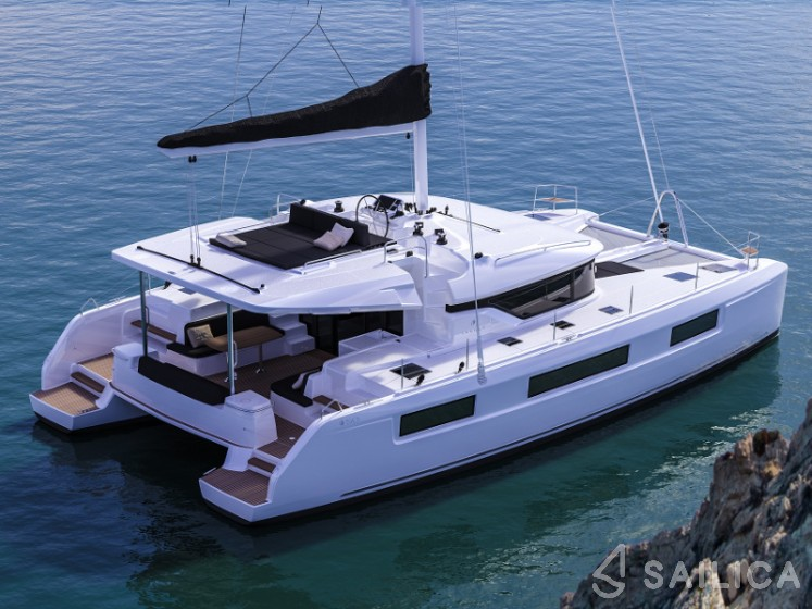 Lagoon 50 - Yacht Charter Sailica