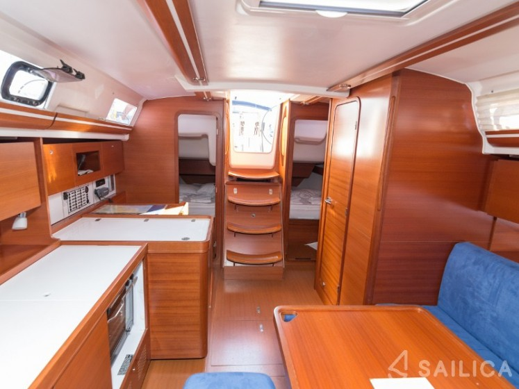 Dufour 375 Grand Large - Yacht Charter Sailica