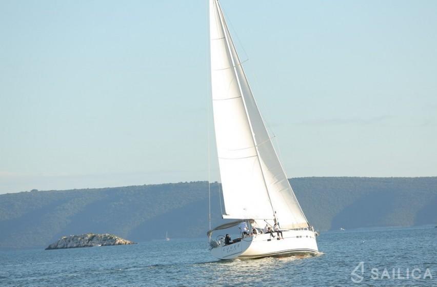 D&D Kufner 54 - Yacht Charter Sailica