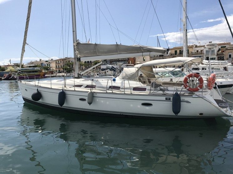 Bavaria 51 in Marina San Miguel - Sailica