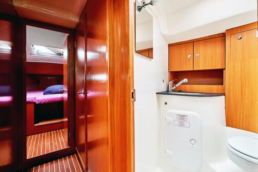Bavaria 51 - Sailica Yacht Booking System #17