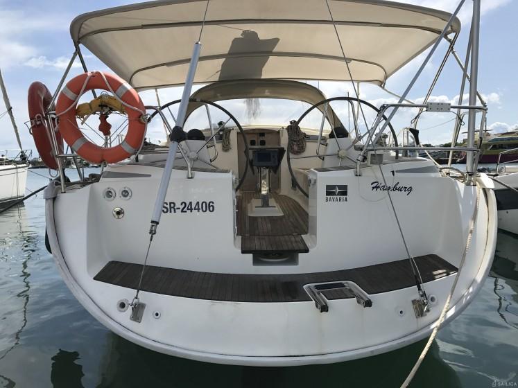 Bavaria 51 - Sailica Yacht Booking System #7