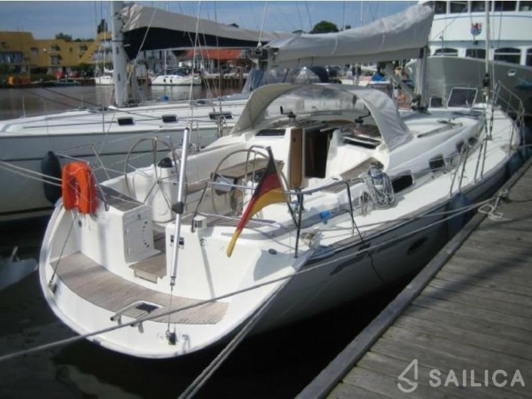 Bavaria 51 - Sailica Yacht Booking System #5