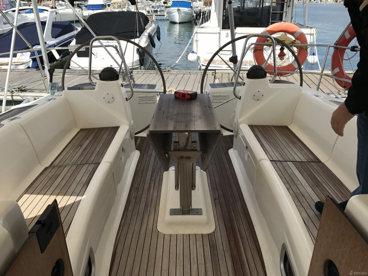 Bavaria 51 - Sailica Yacht Booking System #8