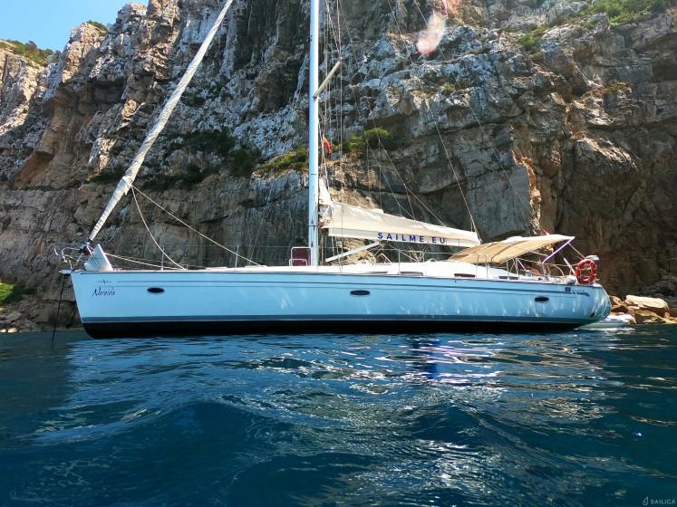 Rent Bavaria 51 in Spain - Sailica