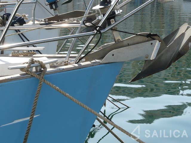 Oceanis 411 - Sailica Yacht Booking System #5