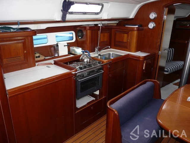 Oceanis 411 - Sailica Yacht Booking System #6