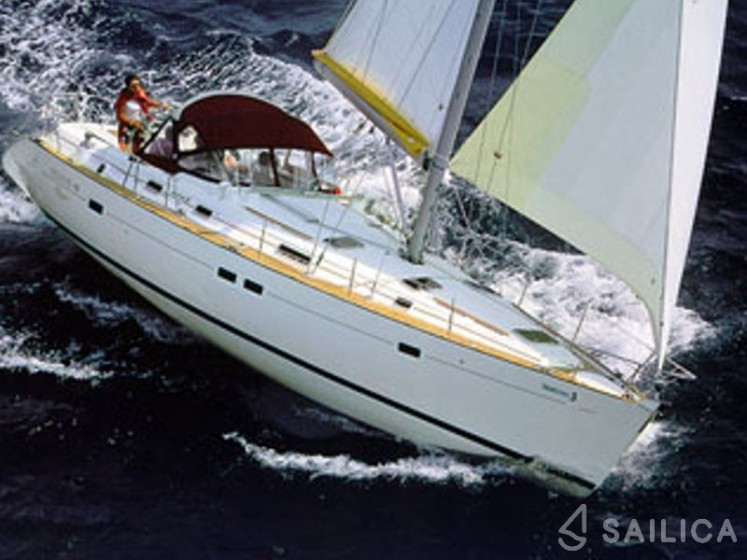 Rent Oceanis 411 in France - Sailica