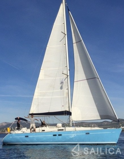 Oceanis 411 in Marina Marseille - Sailica