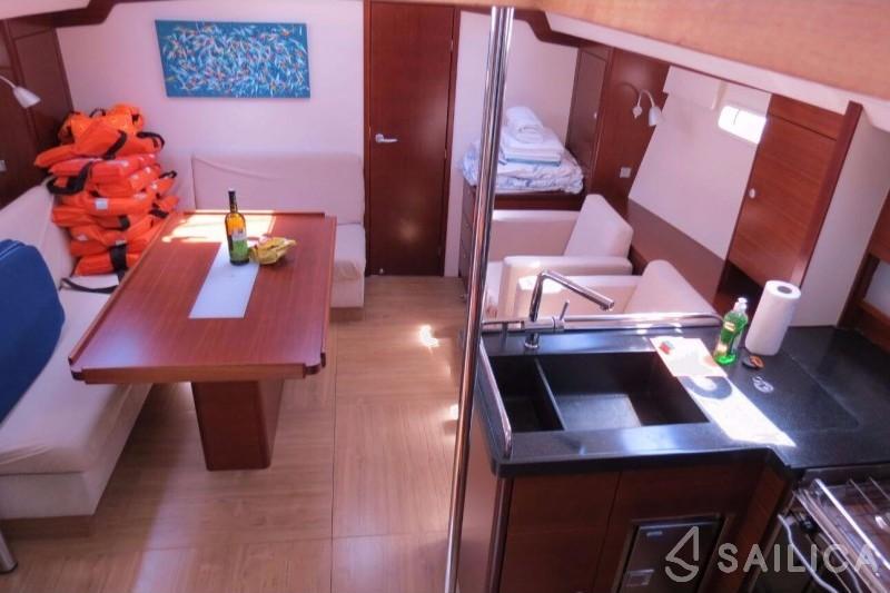 Hanse 470 - Sailica Yacht Booking System #5