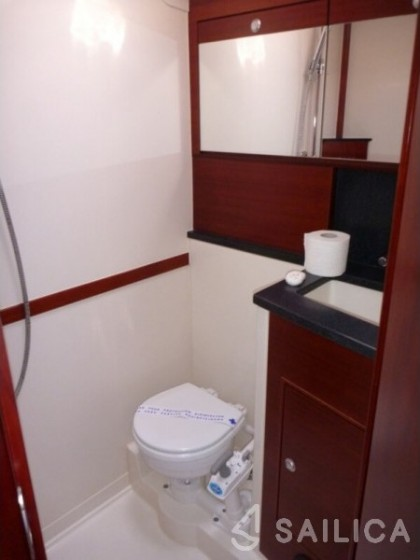 Hanse 470 - Sailica Yacht Booking System #10