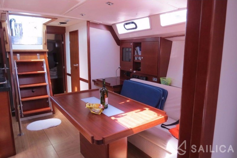 Hanse 470 - Sailica Yacht Booking System #6