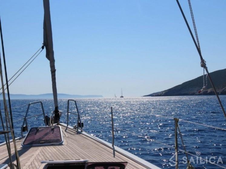 Hanse 470 - Sailica Yacht Booking System #4