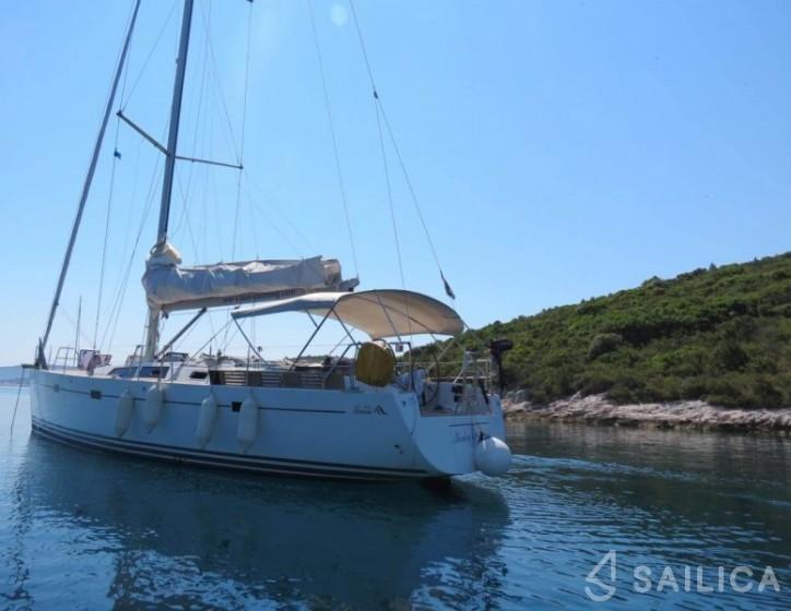 Rent Hanse 470 in Croatia - Sailica