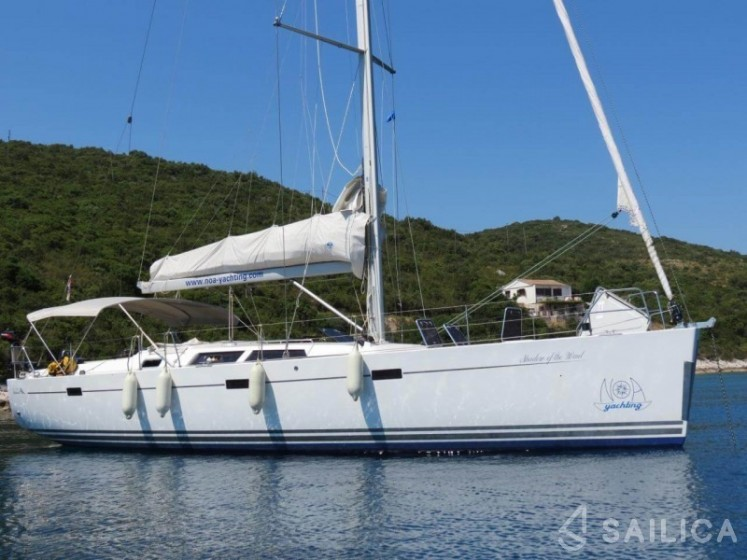 Hanse 470 in Marina Kastela - Sailica