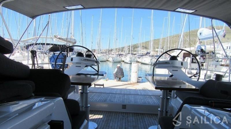 Снять Hanse 575 в Хорватия - Sailica