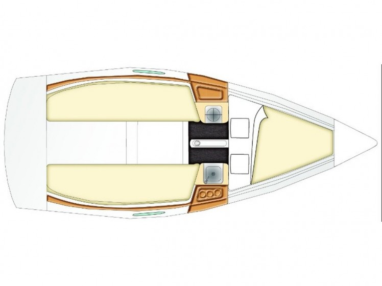 First 21.7 - Yacht Charter Sailica