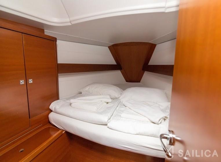 Dufour 34 - Yacht Charter Sailica