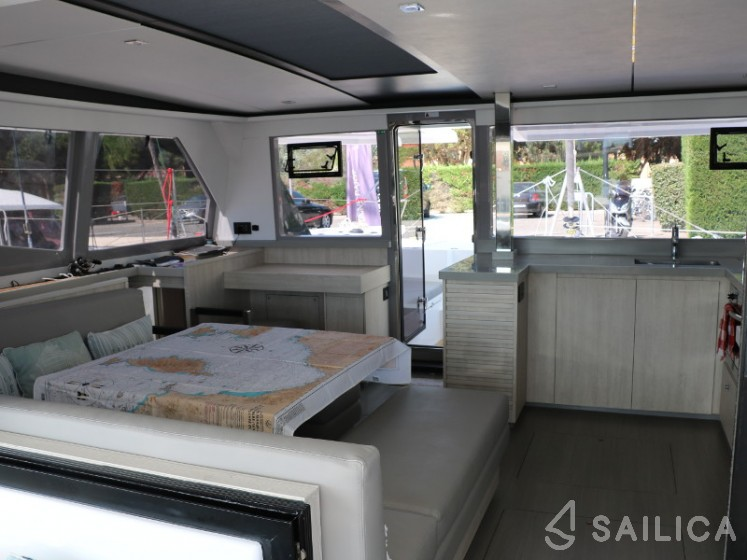 Leopard 45 - Sailica Yacht Booking System #5