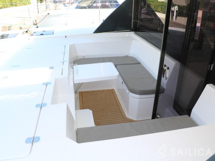 Leopard 45 - Sailica Yacht Booking System #6