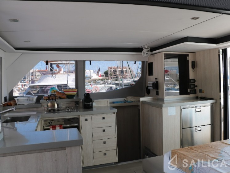 Leopard 45 - Sailica Yacht Booking System #9