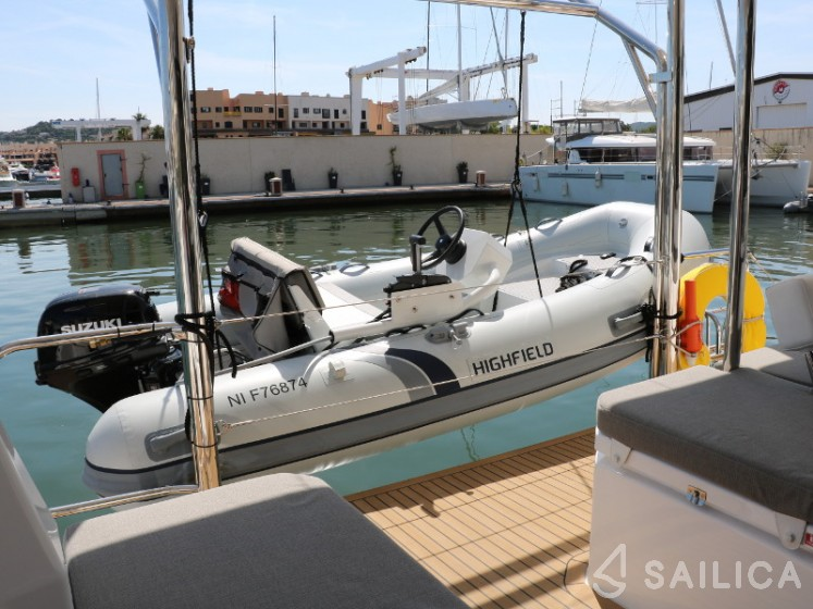 Leopard 45 - Yacht Charter Sailica