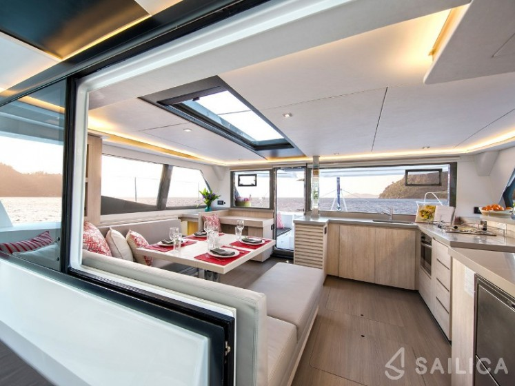 Leopard 45 - Sailica Yacht Booking System #11