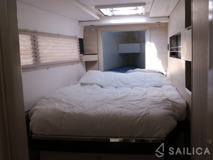 Leopard 45 - Sailica Yacht Booking System #7