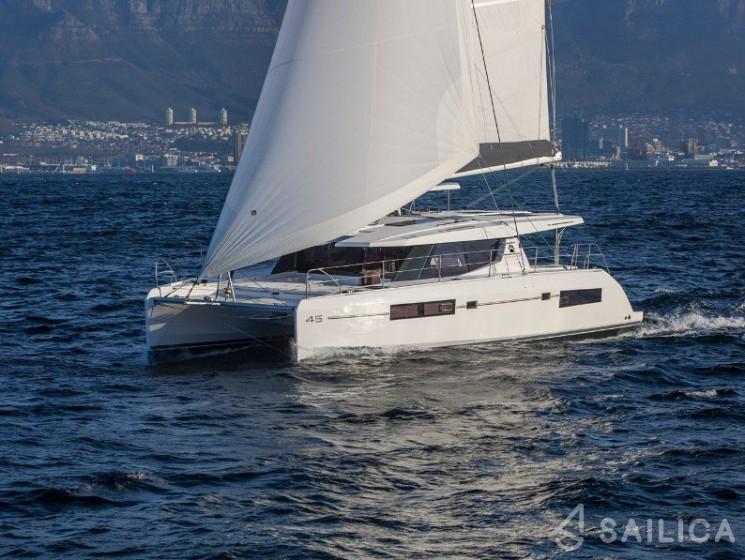 Leopard 45 - Sailica Yacht Booking System #12