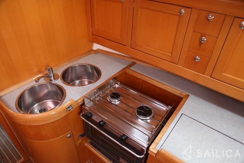Elan 431 - Yacht Charter Sailica